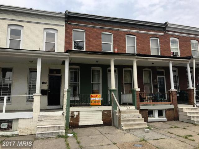 2016 Robb Street, Baltimore, MD 21218 (#BA10022533) :: Pearson Smith Realty
