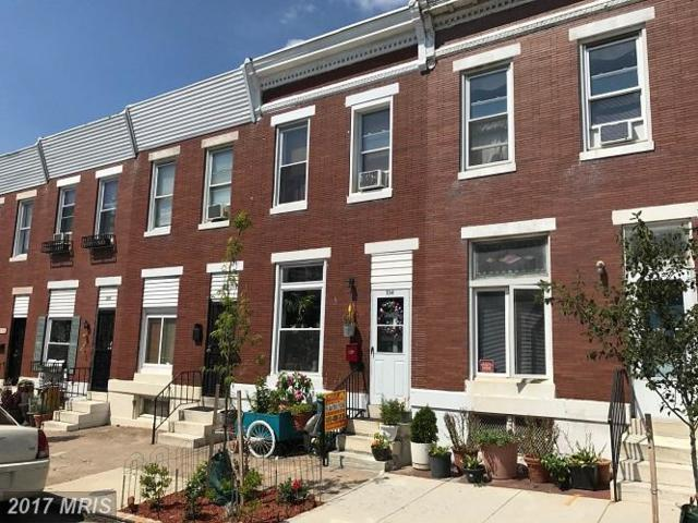 734 Kenwood Avenue N, Baltimore, MD 21205 (#BA10022541) :: Pearson Smith Realty