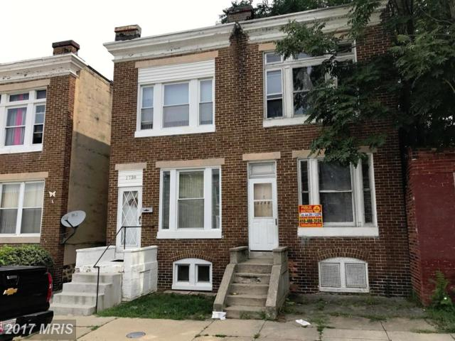 1740 Carswell Street, Baltimore, MD 21218 (#BA10022559) :: Pearson Smith Realty