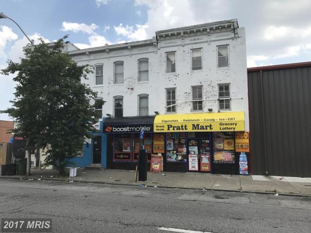 1935 Pratt Street, Baltimore, MD 21223 (#BA10022591) :: Pearson Smith Realty