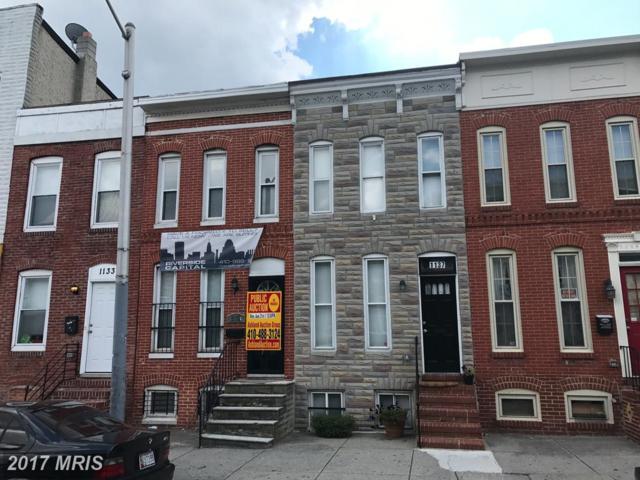 1135 Cross Street W, Baltimore, MD 21230 (#BA10022694) :: Pearson Smith Realty