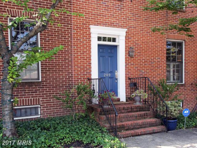 209 W. Hill Street, Baltimore, MD 21230 (#BA10023557) :: Pearson Smith Realty