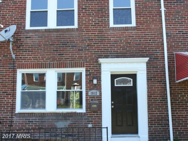 1612 Northwick Road, Baltimore, MD 21218 (#BA10024651) :: Pearson Smith Realty