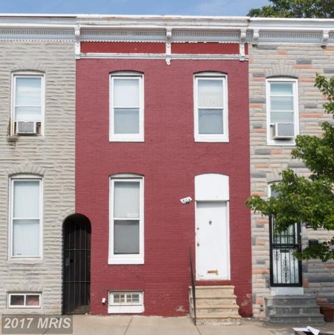 504 Patterson Park Avenue N, Baltimore, MD 21205 (#BA10024956) :: Pearson Smith Realty