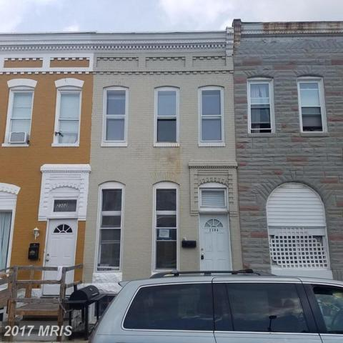 2304 Lafayette Avenue E, Baltimore, MD 21213 (#BA10024995) :: Pearson Smith Realty
