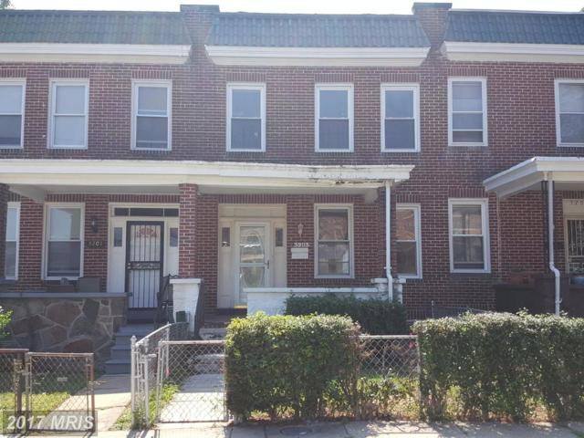 3203 Phelps Lane, Baltimore, MD 21229 (#BA10027267) :: Pearson Smith Realty