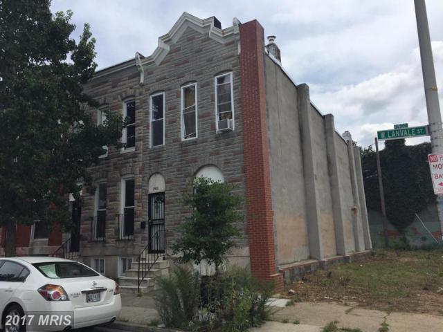 1911 Lanvale Street, Baltimore, MD 21217 (#BA10027294) :: Pearson Smith Realty