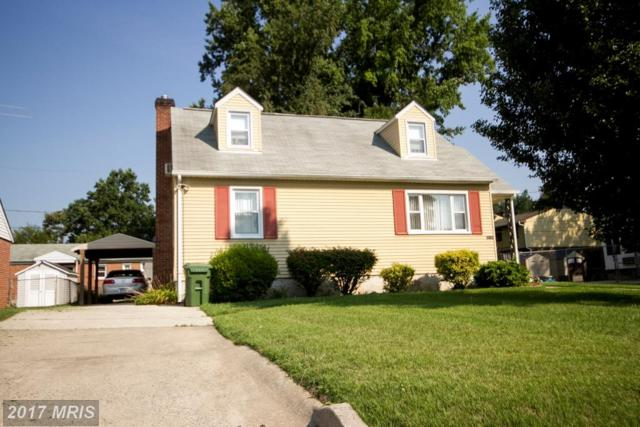 3614 Rogers Avenue N, Baltimore, MD 21207 (#BA10027317) :: Pearson Smith Realty