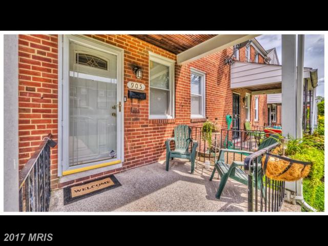 905 Mount Holly Street, Baltimore, MD 21229 (#BA10027857) :: Pearson Smith Realty