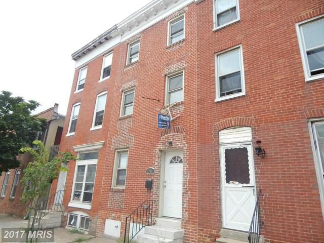 2041 Orleans Street, Baltimore, MD 21231 (#BA10029370) :: Pearson Smith Realty
