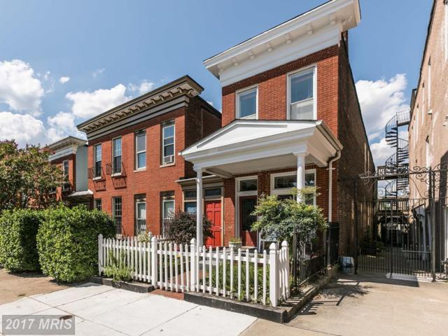 316 Patterson Park Avenue S, Baltimore, MD 21231 (#BA10029609) :: The Dailey Group