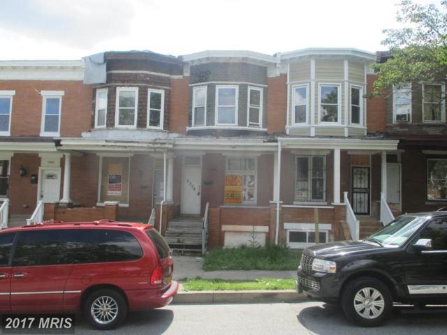 2804 The Alameda, Baltimore, MD 21218 (#BA10029675) :: Pearson Smith Realty