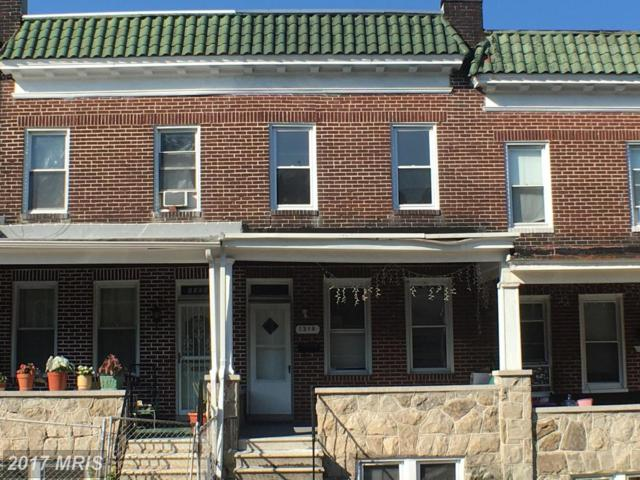 1319 Gorsuch Avenue, Baltimore, MD 21218 (#BA10029733) :: Pearson Smith Realty