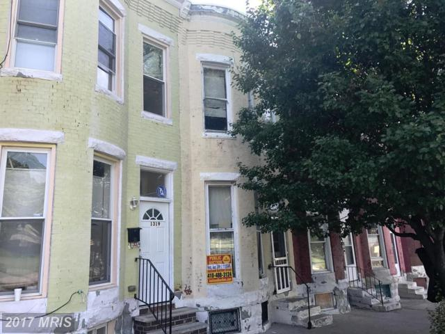 1317 Patterson Park Avenue N, Baltimore, MD 21213 (#BA10029835) :: Pearson Smith Realty