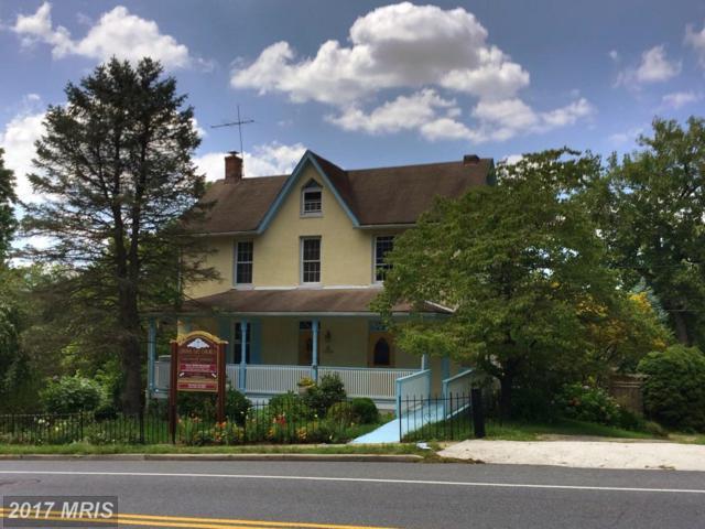 5928 Falls Road, Baltimore, MD 21209 (#BA10029967) :: Pearson Smith Realty
