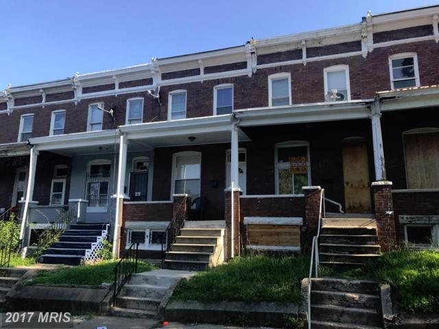 1834 28TH Street E, Baltimore, MD 21218 (#BA10030136) :: Pearson Smith Realty