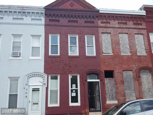 711 Lanvale Street W, Baltimore, MD 21217 (#BA10030441) :: Pearson Smith Realty