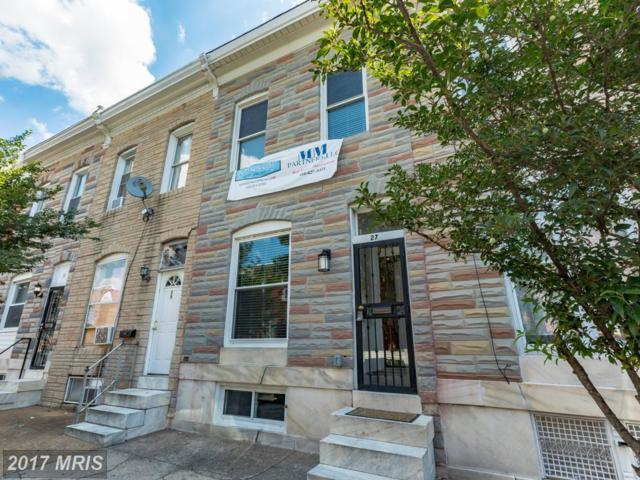 27 Ellwood Avenue, Baltimore, MD 21224 (#BA10030497) :: Pearson Smith Realty