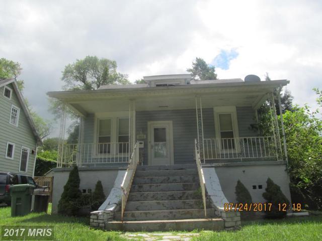 5513 Bosworth Avenue, Baltimore, MD 21207 (#BA10030875) :: Pearson Smith Realty
