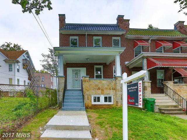 3025 Wolcott Avenue, Baltimore, MD 21216 (#BA10030936) :: Pearson Smith Realty