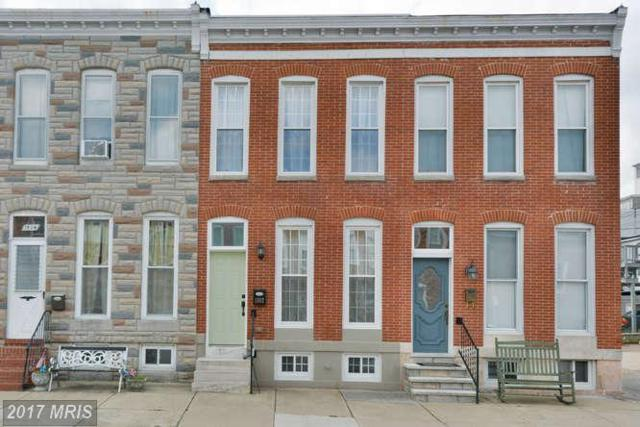1502 Henry Street, Baltimore, MD 21230 (#BA10031207) :: The Dailey Group