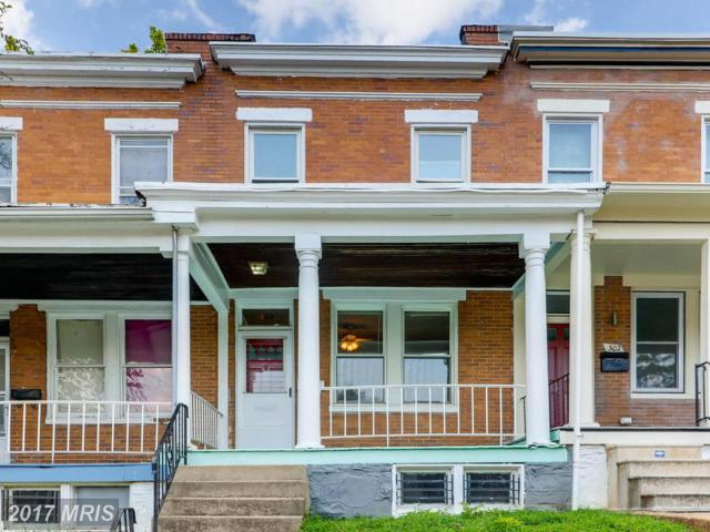 304 31ST Street W, Baltimore, MD 21211 (#BA10031213) :: Pearson Smith Realty