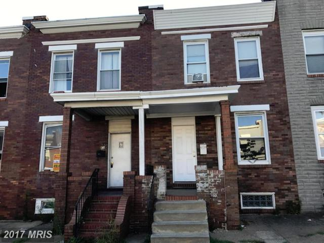 410 Clinton Street N, Baltimore, MD 21224 (#BA10031468) :: Pearson Smith Realty