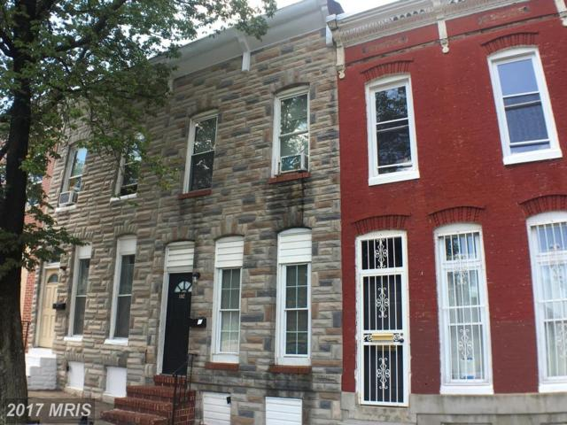 1312 Homewood Avenue, Baltimore, MD 21202 (#BA10031539) :: Pearson Smith Realty