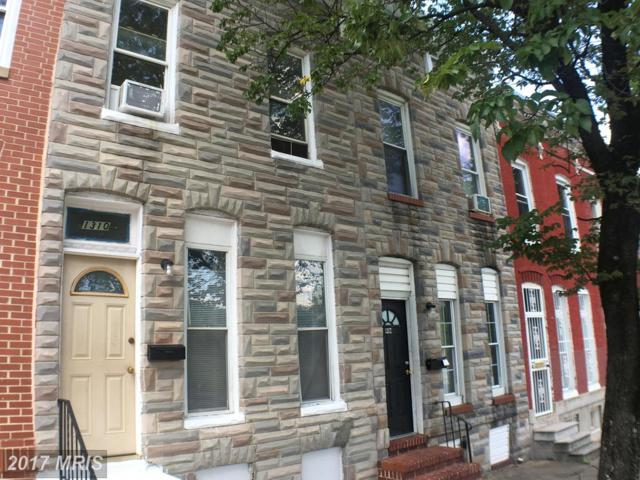 1310 Homewood Avenue, Baltimore, MD 21202 (#BA10031586) :: Pearson Smith Realty
