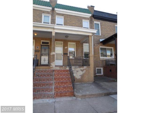 614 Grundy Street, Baltimore, MD 21224 (#BA10032309) :: Pearson Smith Realty