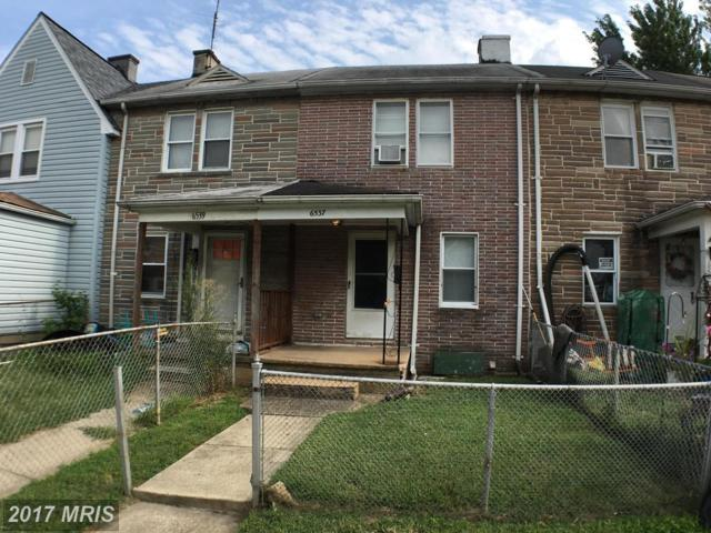 6537 Parnell Avenue, Baltimore, MD 21222 (#BA10032364) :: Pearson Smith Realty