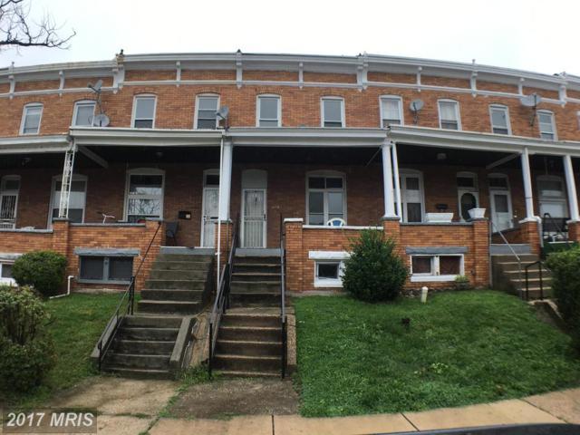 1608 30TH Street E, Baltimore, MD 21218 (#BA10032444) :: Pearson Smith Realty
