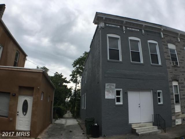 1631 Federal Street E, Baltimore, MD 21213 (#BA10033238) :: Pearson Smith Realty