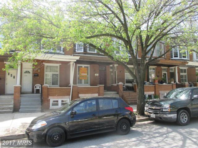 2792 The Alameda, Baltimore, MD 21218 (#BA10033283) :: Pearson Smith Realty