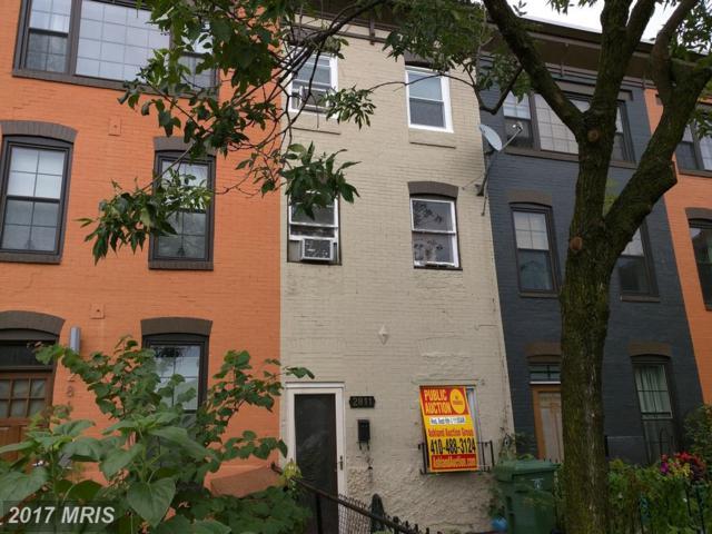 2811 Remington Avenue, Baltimore, MD 21211 (#BA10033342) :: Pearson Smith Realty