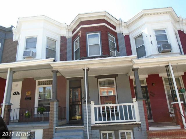 2005 Lexington Street W, Baltimore, MD 21223 (#BA10033393) :: Pearson Smith Realty