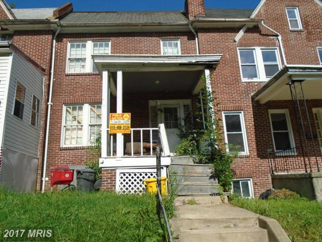 2582 Druid Park Drive, Baltimore, MD 21215 (#BA10033437) :: Pearson Smith Realty