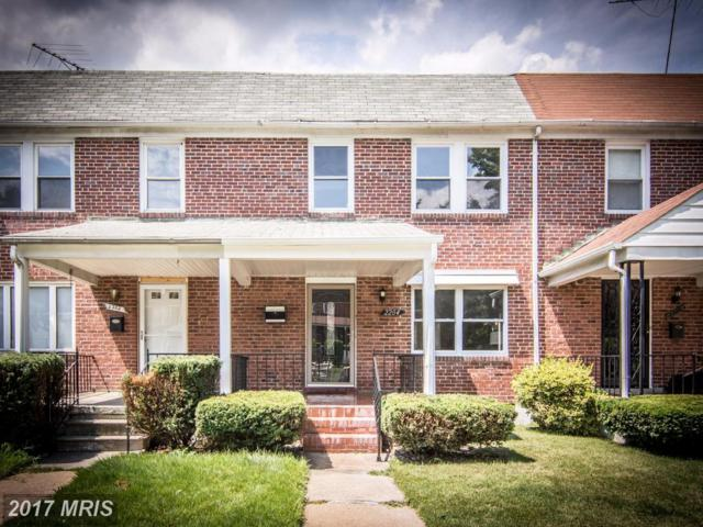 2204 Braddish Avenue, Baltimore, MD 21216 (#BA10033690) :: RE/MAX Advantage Realty