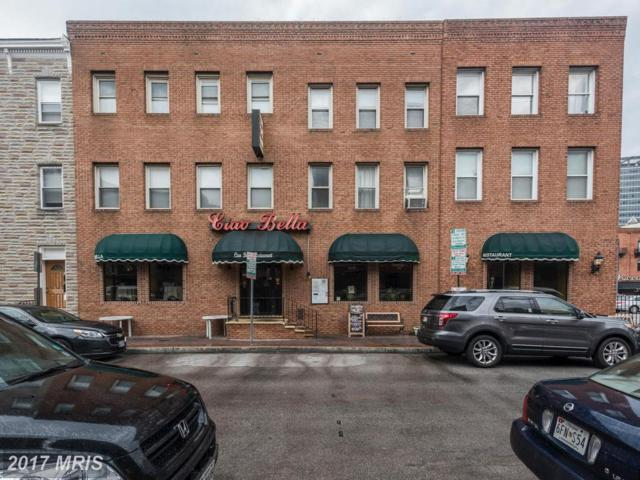 236 High Street S, Baltimore, MD 21202 (#BA10033718) :: RE/MAX Advantage Realty
