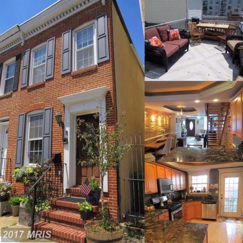 8 E Barney Street, Baltimore, MD 21230 (#BA10034120) :: A-K Real Estate