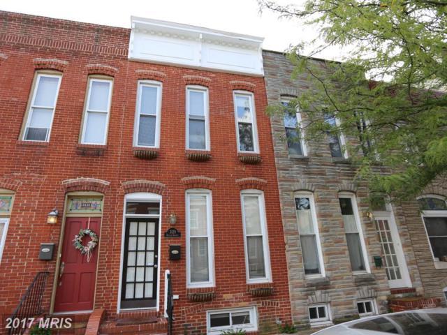 3129 Dillon Street, Baltimore, MD 21224 (#BA10034431) :: The Dailey Group