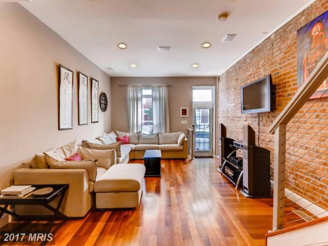 3712 Hudson Street, Baltimore, MD 21224 (#BA10034493) :: The Dailey Group