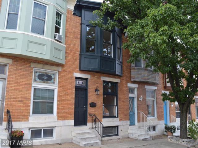 632 Potomac Street S, Baltimore, MD 21224 (#BA10034690) :: Dart Homes
