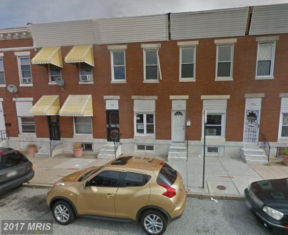 727 Linwood Avenue N, Baltimore, MD 21205 (#BA10035212) :: Pearson Smith Realty