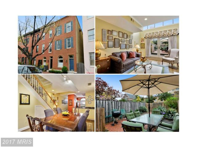 48 Montgomery Street E, Baltimore, MD 21230 (#BA10035228) :: The Dailey Group