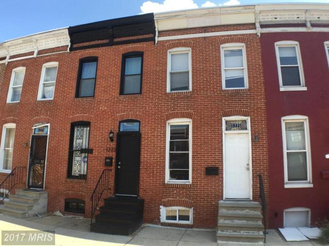 1225 Bayard Street, Baltimore, MD 21230 (#BA10035402) :: Pearson Smith Realty