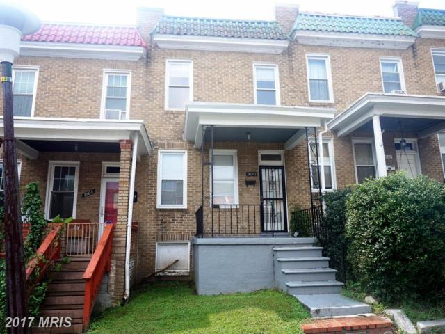 3610 Parkdale Avenue, Baltimore, MD 21211 (#BA10035736) :: Pearson Smith Realty