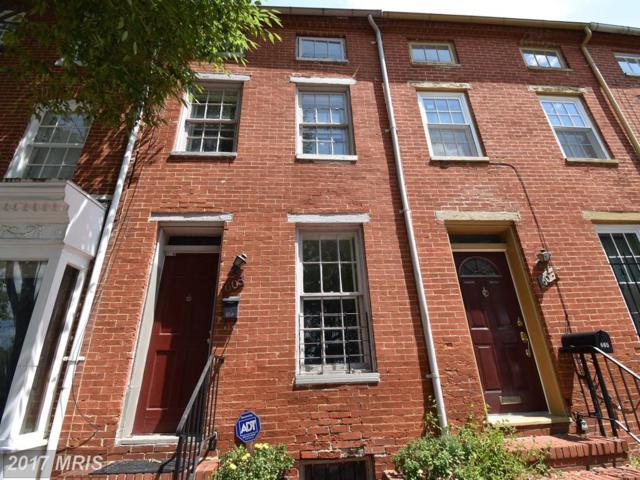 603 Fremont Avenue, Baltimore, MD 21230 (#BA10036382) :: The Bob Lucido Team of Keller Williams Integrity