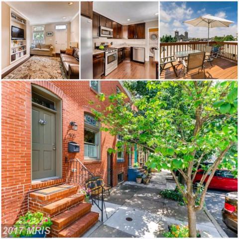 405 Collington Avenue S, Baltimore, MD 21231 (#BA10036758) :: MidAtlantic Real Estate