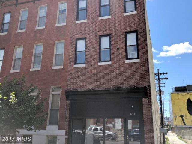 17 E 21 Street, Baltimore, MD 21218 (#BA10037143) :: Pearson Smith Realty